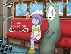 """Los Chinos """"El viaje de Chihiro"""""""