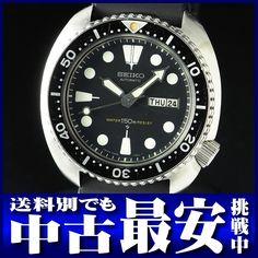 セイコー『3rdダイバー』6306-7001 メンズ SS/SS クォーツ 1ヶ月保証【高画質】【中古】b02w/06m/h19BC【楽天市場】