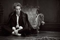 Issue 6 Untitled Project Magazine Jamie Campbell Bower