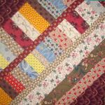 Learn How to String Quilt - © Janet Wickell
