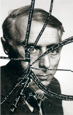 Max Ernst, by Man Ray