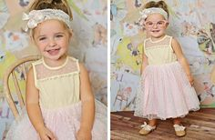 GroopDealz | Little Lady Dress: dotted fabric inspiration