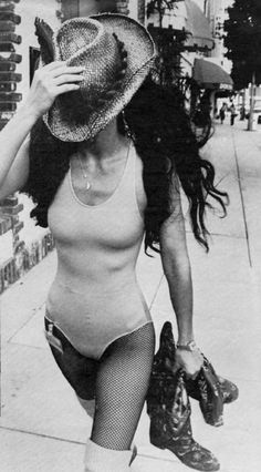 Cher in the 1970s.