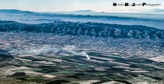 Iraq from the plane By: Mustafa Al-Jenabi
