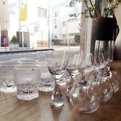 イッタラやホルムガードのヴィンテージガラスウェア。【取扱店舗名|nonsense】