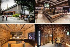 11 Starbucks Coffee-Shops aus der ganzen Welt