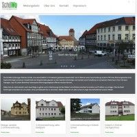 SchöWo Schöninger Wohnen GmbH seit April 2016 mit neuer Webseite am Start