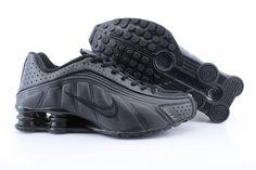new product 70efb 6c8c6 Nike Shox R4 Men s Tennis Shoes all black  nikeshoxr4 016  -  66.50   Cheap  Nike