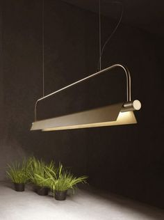 The Mid-Century Collection of DelightFULL shines light on minimalism, with a refreshing and clean design with sleek lines. Suspension, wall, table, and floor la Luminaire Design, Lamp Design, Design Table, Design Design, House Design, Light Fittings, Light Fixtures, Interior Lighting, Lighting Design