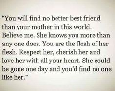 My mom was my best friend.i miss my mom everyday. I miss talking to my mom on the phone. I miss my mom's smile, laugh, hugs, advice, I miss everything about my mom. Miss You Mom, Love You Mom, Mothers Love, I Love My Mother, Happy Mothers, Mom And Dad, Great Quotes, Quotes To Live By, Life Quotes