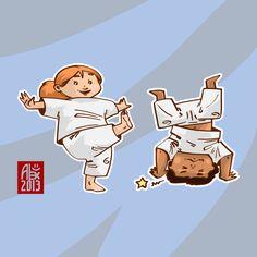 Illustration : Capoeira – 383 [ #capoeira #vectoriel #illustration]