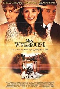 Mrs. Winterbourne // Directed by	Richard Benjamin  Produced by	Oren Koules  Dale Pollock  Ross Canter  Screenplay by	Phoef Sutton  Lisa-Maria Radano  Based on	I Married a Dead Man by  Cornell Woolrich  Starring	Shirley MacLaine  Ricki Lake  Brendan Fraser  Music by	Patrick Doyle  Cinematography	Alex Nepomniaschy  Editing by	Jacqueline Cambas  William Fletcher  Studio	A Films  Distributed by	TriStar Pictures  Release date(s)	  April 19, 1996