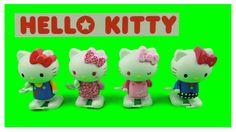 Hello Kitty Windup Toys 헬로키티 장난감