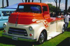 """1955 Dodge """"Cab over Engine """" C.O.E. Truck"""