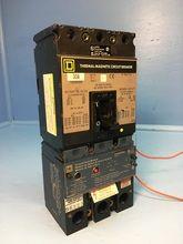 Square D FAP34030G 30A Circuit Breaker S2 w/ Ground Fault Module GFM100FA 30 Amp (EM1650-1)