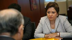 Mexican ambassador Patricia Espinosa is poised to take over the UN climate leadership (Flickr/IAEA Imagebank)