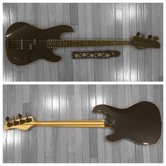 Schecter Research Michael Anthony Signature Electric Bass Guitar in Carbon Gray