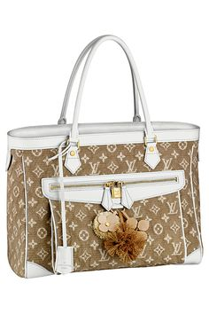 Louis Vuitton Cruise 2011 Cabas Gm Monogram Sabbia M93498 Bgg Fendi dbd1be3e53d3a