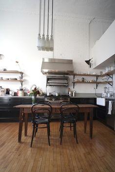 Best Professionally Designed Kitchen Winner: Space Exploration
