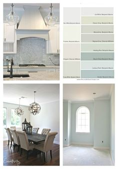 Nearly perfect neutral paint colors. - http://home-painting.info/nearly-perfect-neutral-paint-colors-2/
