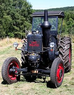 Lanz Bulldog tractor - 10.3 litre 1 cylinder engine and 55 horsepower