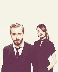 emma stone and ryan gosling | Tumblr