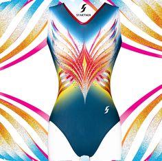 justaucorps de gymnastique ORIA-02 Wetsuit, One Piece, Swimwear, Fashion, Gymnastics Leotards, Scuba Wetsuit, Bathing Suits, Moda, Swimsuits