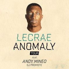 Watch Lecrae on the Jimmy Fallon show on September Get details on The Anomaly Tour with Lecrae and special guests Andy Mineo and DJ Promote! Christian Rappers, Christian Music Artists, Rap Concert, Jimmy Fallon Show, Hip Hop Artists, Gospel Music, Spoken Word, Lyric Quotes, Special Guest