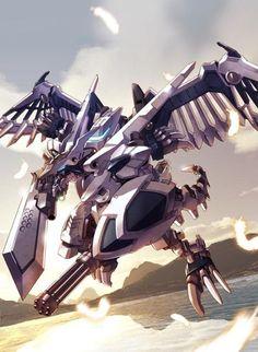 mecha dragon 5