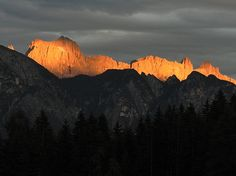 Rosengarten Dolomiten, no picture can ever take it justice, it is breathtaking!