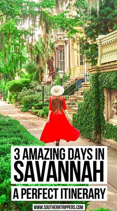 3 Amazing Days in Savannah A Perfect Itinerary | 3 Epic Days in Savannah | How to Spend 3 Days in Savannah | savannah georgia 3 days | what to do in savannah | savannah georgia bucketlist | savannah georgia things to do | weekend in savannah ga | savannah weekend trip | weekend savannah georgia | must do in savannah georgia | savannah georgia vacation | savannah weekend itinerary | weekend getaways in savannah | georgia travel | #savannah #itinerary #weekend #georgia #usa #travel