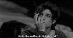 The Dreamers // Louis Garrel