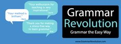 Great post on grammar on the Fun To Teach ESL - Teaching English as a Second Language