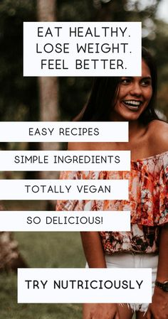 Eating plant based has never been easier!