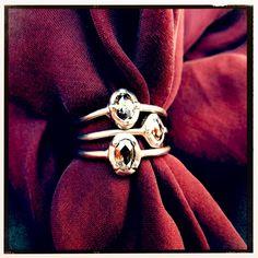 rosecut diamond rings ~ Rodrigo & The Rose