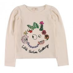 Meet Barbara, our long sleeves t-shirt ! http://www.littlefashiongallery.com/fr/mode-enfant/little-fashion-gallery/barbara-2-flowers-cloud-shell-little-fashion-gallery-h13/