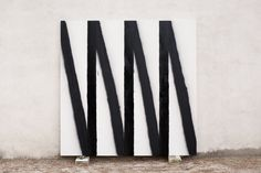 '160×160 Works' Synthetic enamel on canvas. 2013 | Antonio González