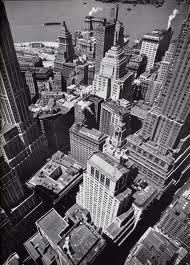Andreas Feininger. New York dans les années 40