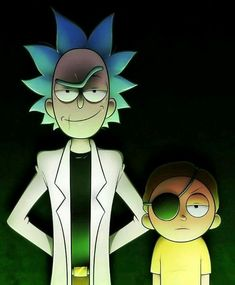 Read Evil Rick Y Evil Morty from the story Imágenes De Rick And Morty by (Madi Park❤) with reads. Rick And Morty Image, Rick Und Morty, Rick And Morty Drawing, Rick And Morty Tattoo, Rick And Morty Quotes, Rick And Morty Poster, Tatuaje Rick And Morty, Cartoon Wallpaper, Iphone Wallpaper