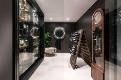 Elegant cellar design by Urbane Projects. Cellar Design, Stone Flooring, Coastal, Elegant, Bedroom, Interior, Projects, Furniture, Home Decor