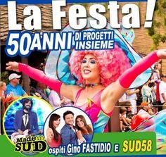 Blog di Giuseppe Rapuano: Gino Fastidio e la musica dei SUD 58 (da Made in S...