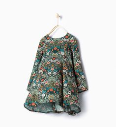 ZARA - COLLECTION AW15 - Floral print dress