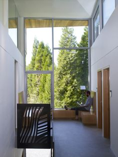 Drawing, Painting, and Photography Building, Oregon College of Art and Craft | Charles Rose Architects | Archinect