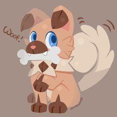 New Dog Pokemon Iwanko! by SarahRichford on DeviantArt