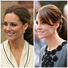 Kate Middleton Reportedly Regrets Her Bangs: Lipstick.com
