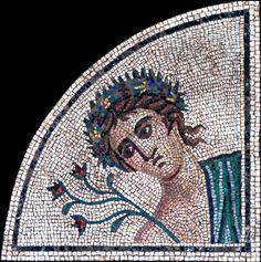 mosaico romano, andalucía.