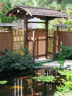 Японский сад своими руками — принципы создани #japanesegardens