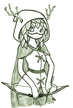 """mrpurin: """" from the Wizard Battle episode huntress wizard fighting science whyzard (aka dr. princess) """""""
