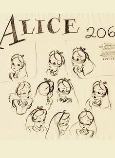 """Alice in Wonderland"" 