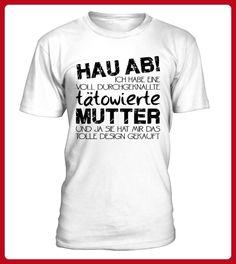Ttowierte Mutter - Shirts für tochter (*Partner-Link)